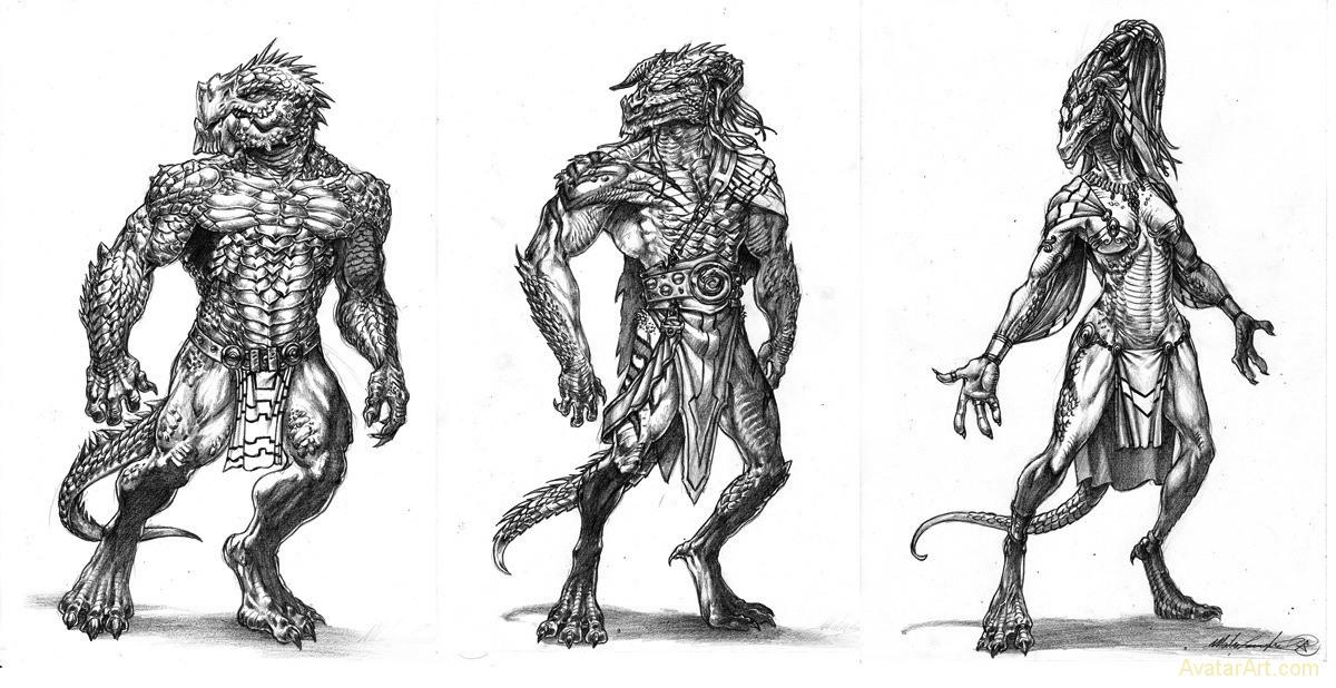 Dragonborns