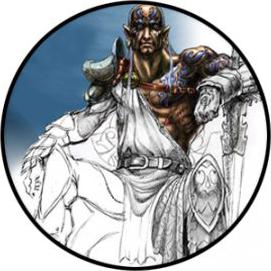 Avatarart Com Custom Character Portraits