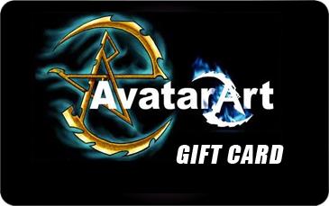 AvatarArt.com Gift Card Image